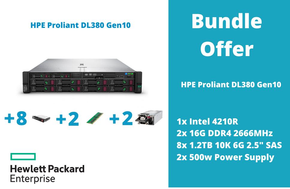 HPE DL380 Server